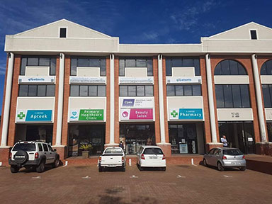 George Pharmacy by day
